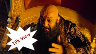 Sanjay Dutt New look in Panipat movie   Sanjay dutt Dialogue in Panipat movie   #Panipat #Movie