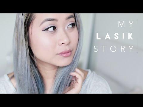 My LASIK Eye Surgery Experience