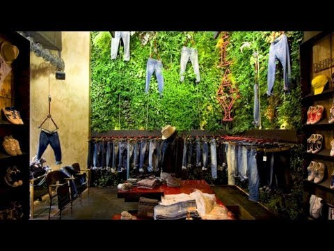 Creative DIY Indoor Vertical Garden Interior Design Ideas