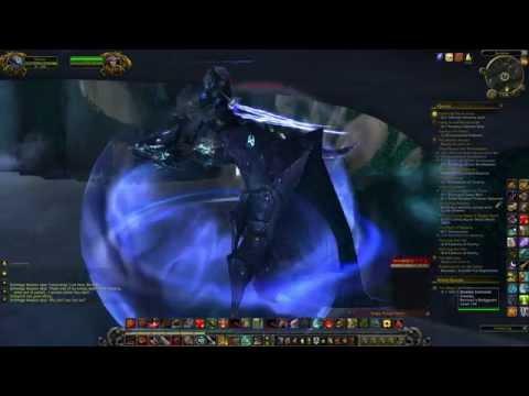 The Magic of Flight Suramar World Quest Legion