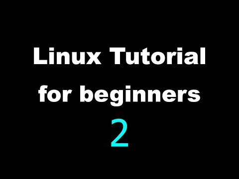 Linux Tutorial for Beginners - 2 - The structure