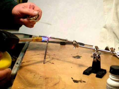 How to silver solder braze for RC tube chassis