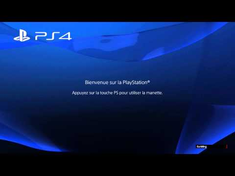 PS4 - Boot up theme + Ambient (2015)