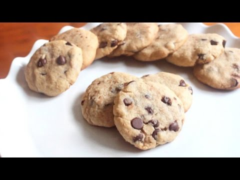 Chocolate Chip Cookies | 5 ingredients