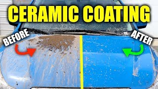 Everything You Need To Know About Ceramic Coatings