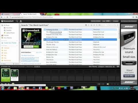 Grooveshark| Listen to Free Music Online
