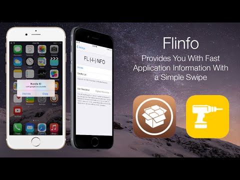 Flinfo: Provides You With Fast Application Information With a Simple Swipe