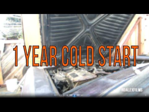 1980 ROLLS ROYCE SILVER SHADOW II START UP 1 YEAR