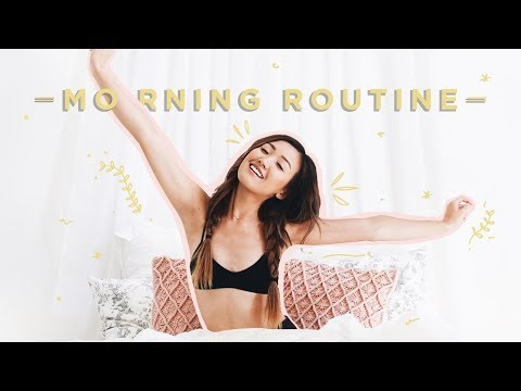 My Morning Routine | ilikeweylie