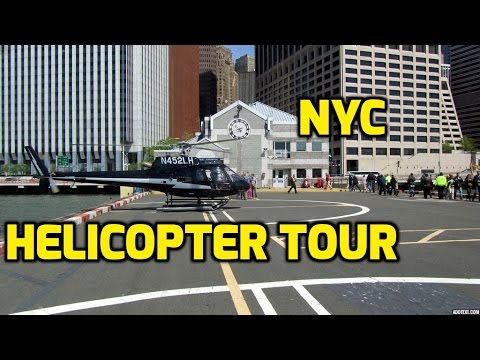 Best New York City Helicopter Tours: Statue of Liberty - Central Park -Intrepid Aircraft Carrier!!!!