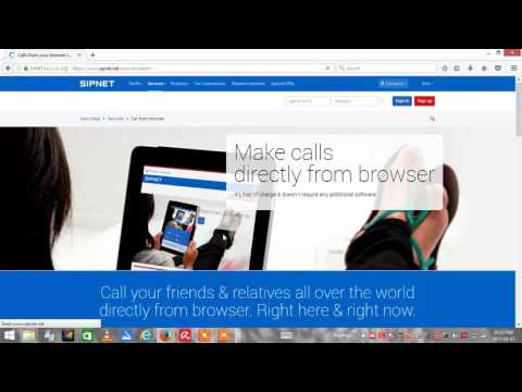 how to make free call from laptop or pc