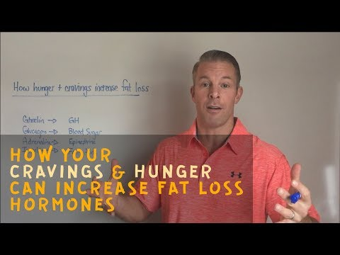 How Your Cravings and Hunger Can Increase Fat Loss