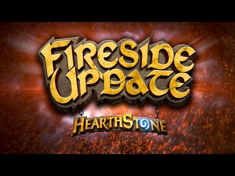 Fireside Update #1 - Hearthstone, Animated Cards, Leveling, Achievements, Gold and More!