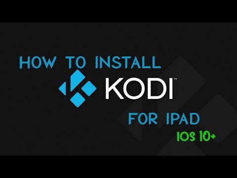 [ UPDATED VERSION IN DESCRIPTION] How to Install Kodi(Playglass) and change the language for iPad