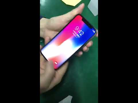 iPhone X 3D Tempered Glass Installation Tips