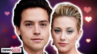 Lili Reinhart Confirms She & Cole Sprouse Are Still A COUPLE!