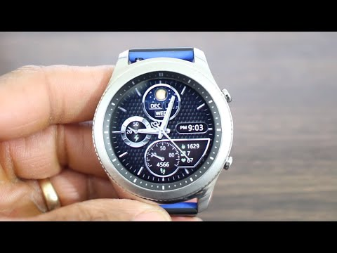 Gear S3/Gear Sport Watch faces By:Nucleon