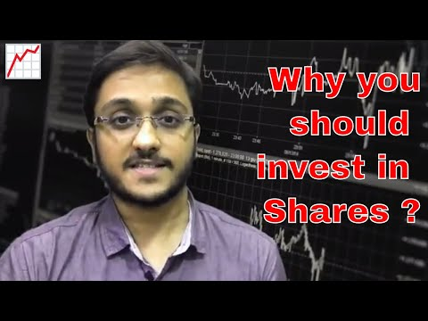 Benefits of Investing in Stock Market || Why should you invest in stocks ?