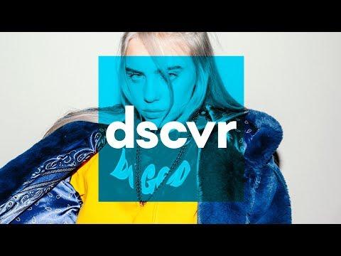 Billie Eilish - my boy (Live) - dscvr ARTISTS TO WATCH 2018