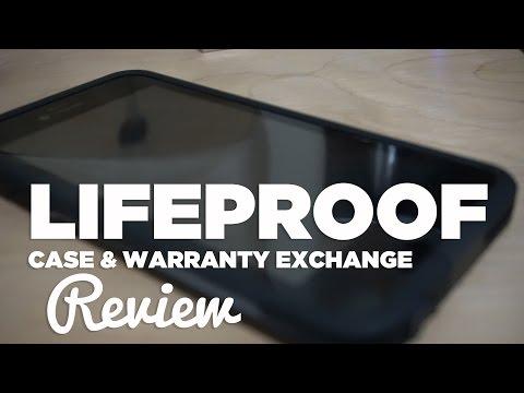Lifeproof Case & Waranty Exchange Experience