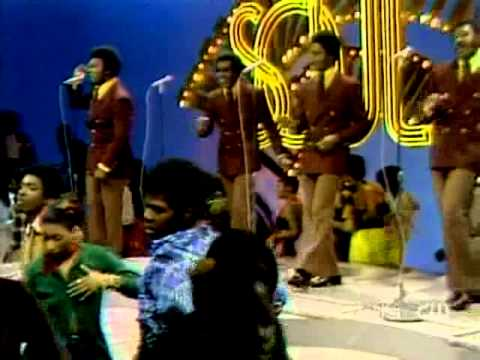 The Impressions - Finally Got Myself Together (Soul Train 1974)
