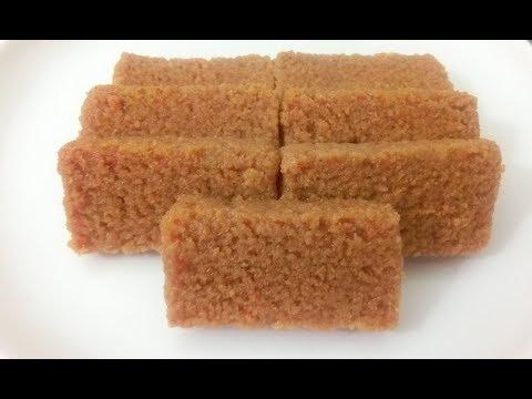 Milk Cake Recipe in Hindi - Deepawali Special - Indian Sweets
