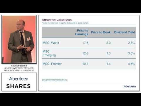 Andrew Lister, Senior Investment Manager - Aberdeen Asset Management