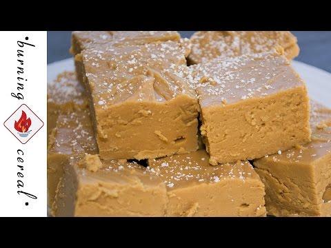 Peanut Butter Fudge - Recipe