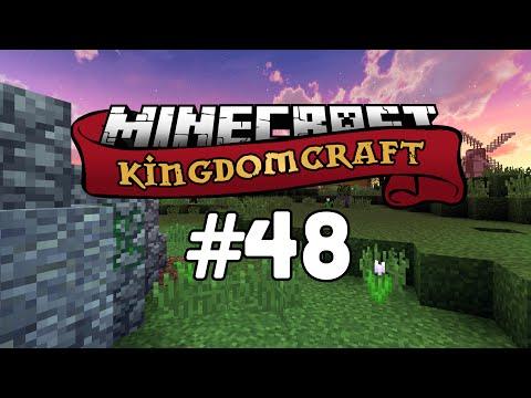 Minecraft Vanilla - Kingdomcraft - 48 - The Build Squad [Minecraft SMP]