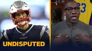 Shannon isn't convinced that Tom Brady will have a bounce-back year with Bucs | NFL | UNDISPUTED