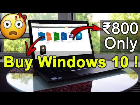 How To Buy Windows 10 Product key | Genuine Key No cracks