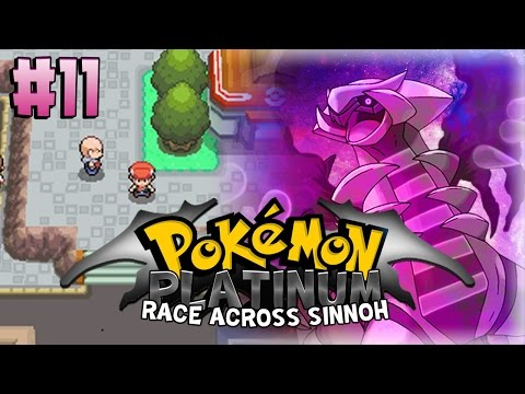 Pokemon Race Across Sinnoh -