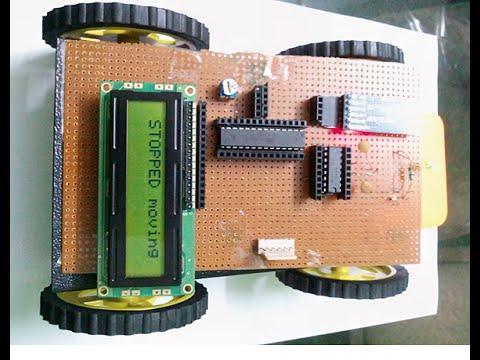 Bluetooth Remote Controlled car