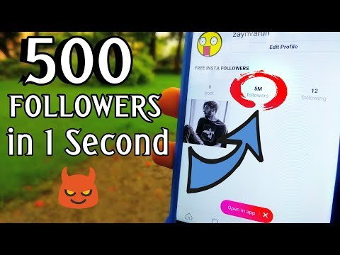 Increase Followers in INSTAGRAM - How to Increase Instagram Followers.