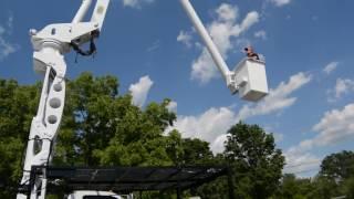 InspectEquipment.Com 2006 Ford F750 Altec Forestry Bucket Truck sn 294238 Part 1
