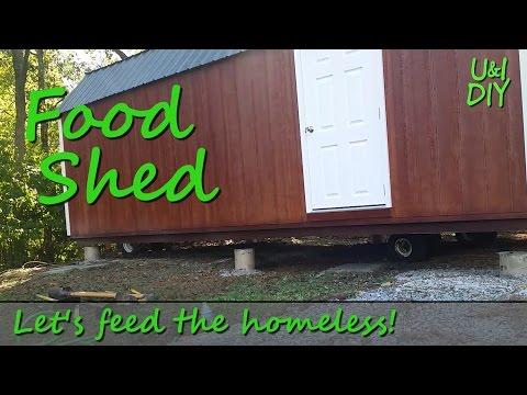 Food Shed - U&I uncut
