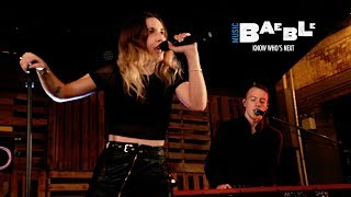 """SHAED Performs """"Lonesome"""" 