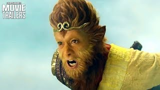 THE MONKEY KING 3 US Trailer - Aaron Kwok Defends A Kingdom Of Damsels