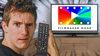 """What the heck is """"Filmmaker Mode""""??"""