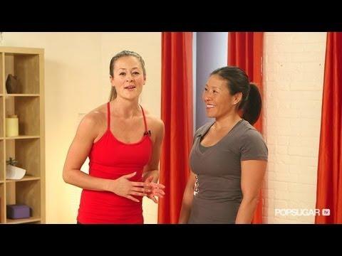 CrossFit Workout | Jessica Alba Exercises | Class FitSugar