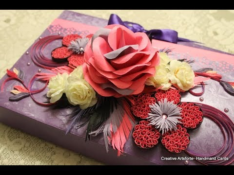 Multilayered Card for Girlfriend!!
