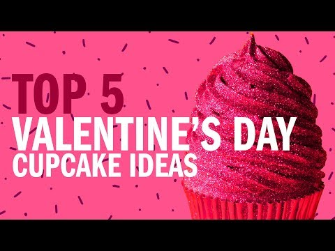 TOP 5 VALENTINES DAY CUPCAKES! - The Scran Line