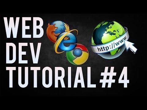 Web Development Tutorials - Changing Basic Font Style (HTML)