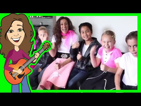 Hand Jive Children's Song and More | Patty Shukla