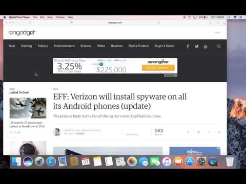 Verizon Injects Spyware on ALL Android Phones