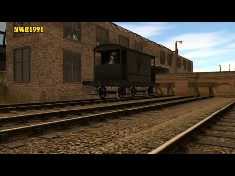 NWR Tales S3 Ep.20: The Importance of Brake Vans