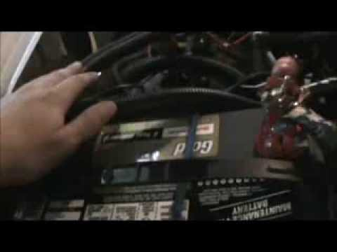 Chevy Dual Batteries