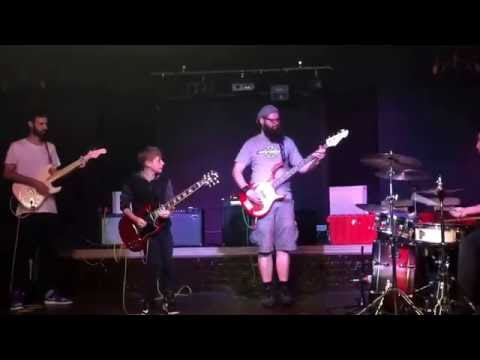 Noah Evans - first time at Webby's Jam