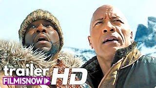 JUMANJI 3: PRÓXIMA FASE (2020) Trailer Final LEG com Dwayne Johnson