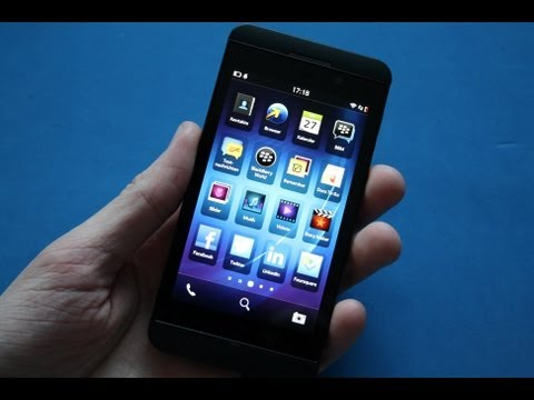 BlackBerry Z10 - Hidden Features and Tricks